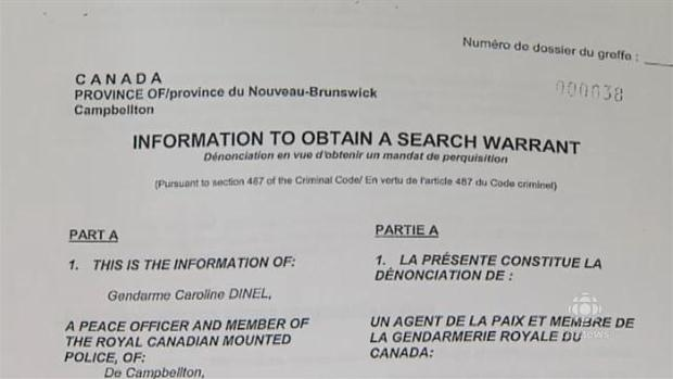 Search Warrant | Encyclopedia of Canadian Laws